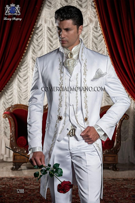 Costard mariage blanc - fermeleycaut.fr e9083122c33