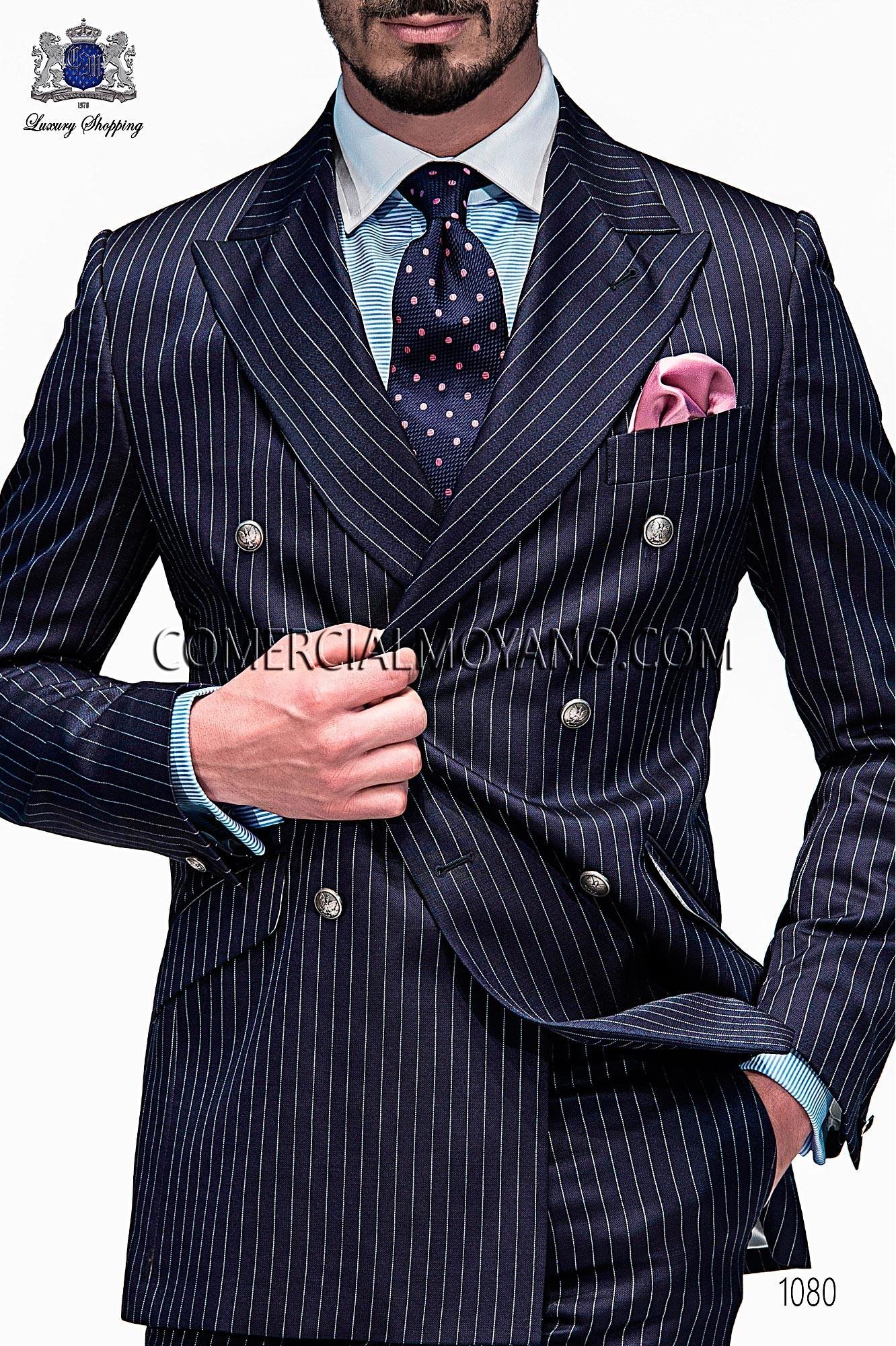 Italian emotion gray men wedding suit, model: 1077 Ottavio Nuccio Gala 2017 Emotion Collection