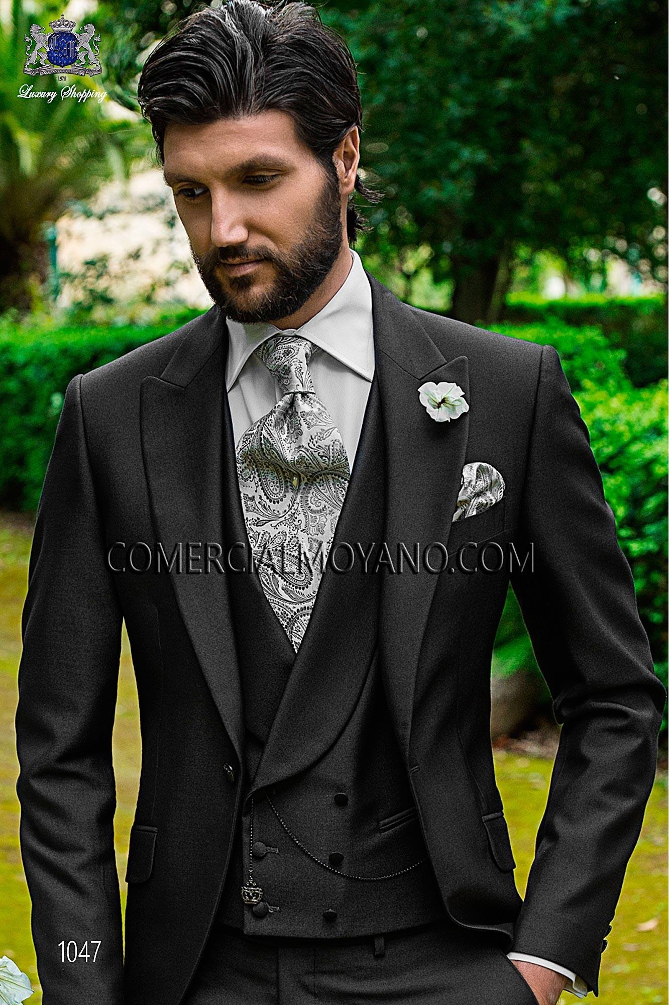 Traje Fashion de novio gris modelo: 1047 Ottavio Nuccio Gala colección Fashion
