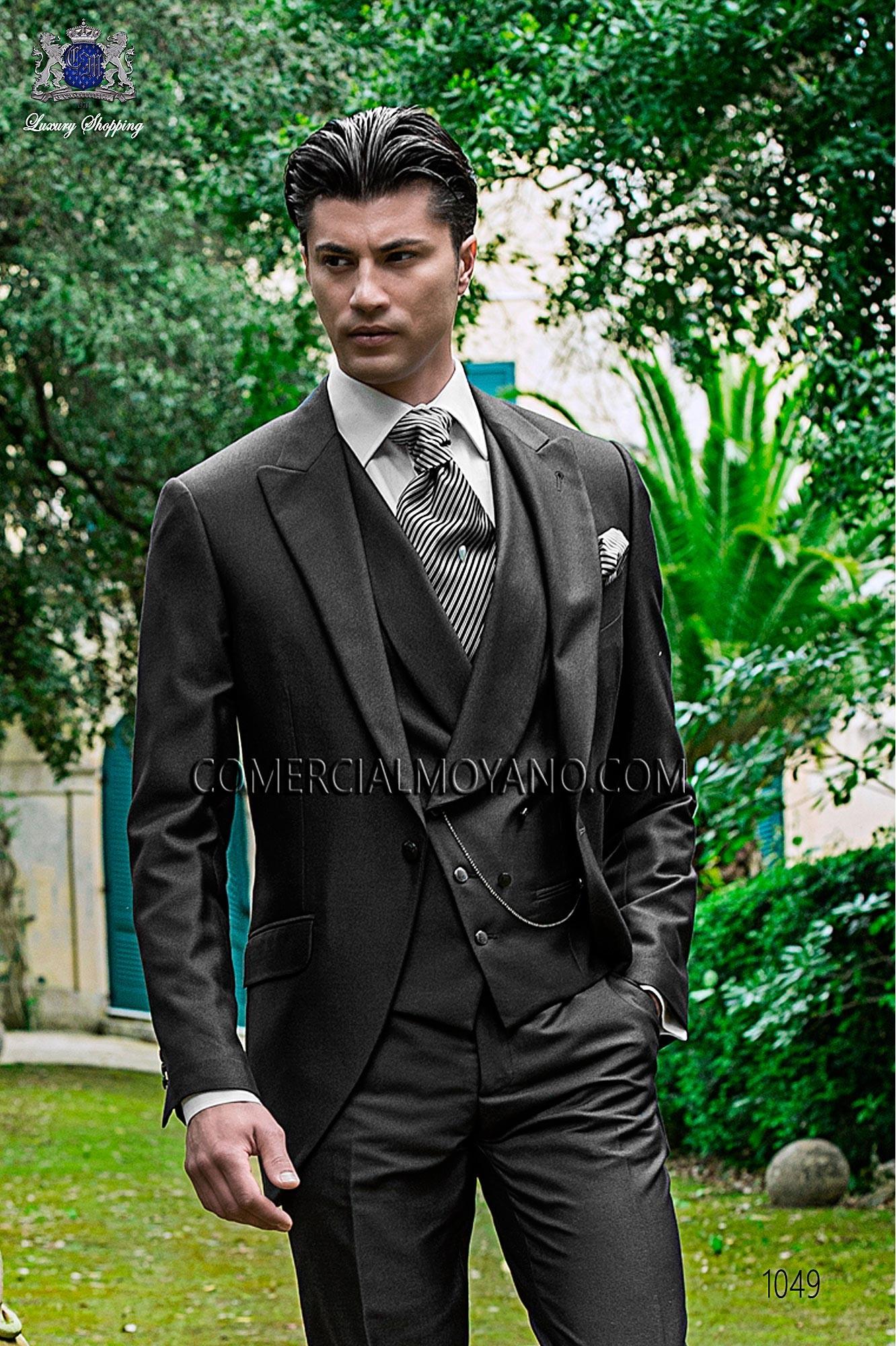 Traje Fashion de novio gris modelo: 1049 Ottavio Nuccio Gala colección Fashion 2017