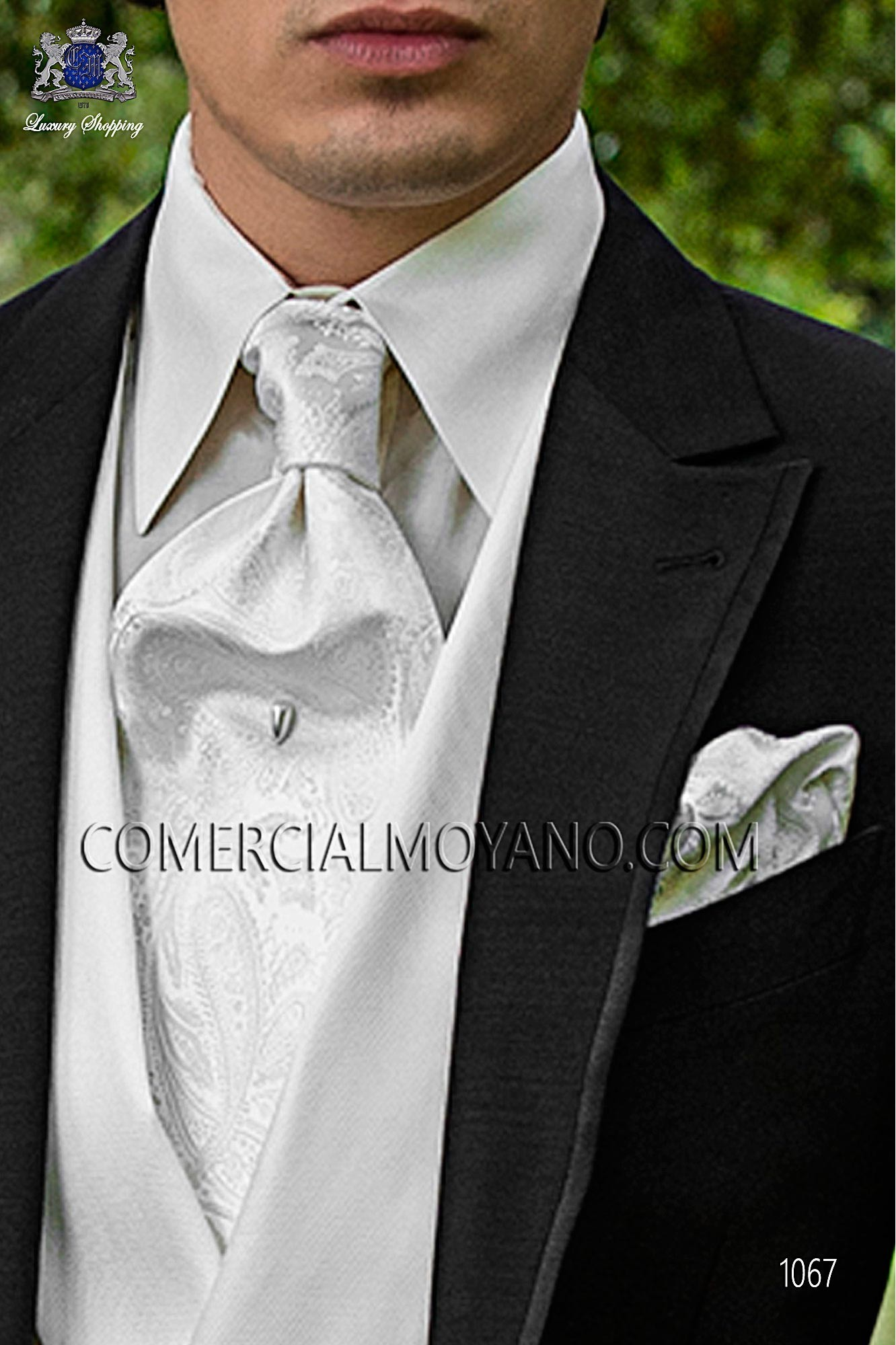 Italian fashion black men wedding suit, model: 1067 Ottavio Nuccio Gala Fashion Collection