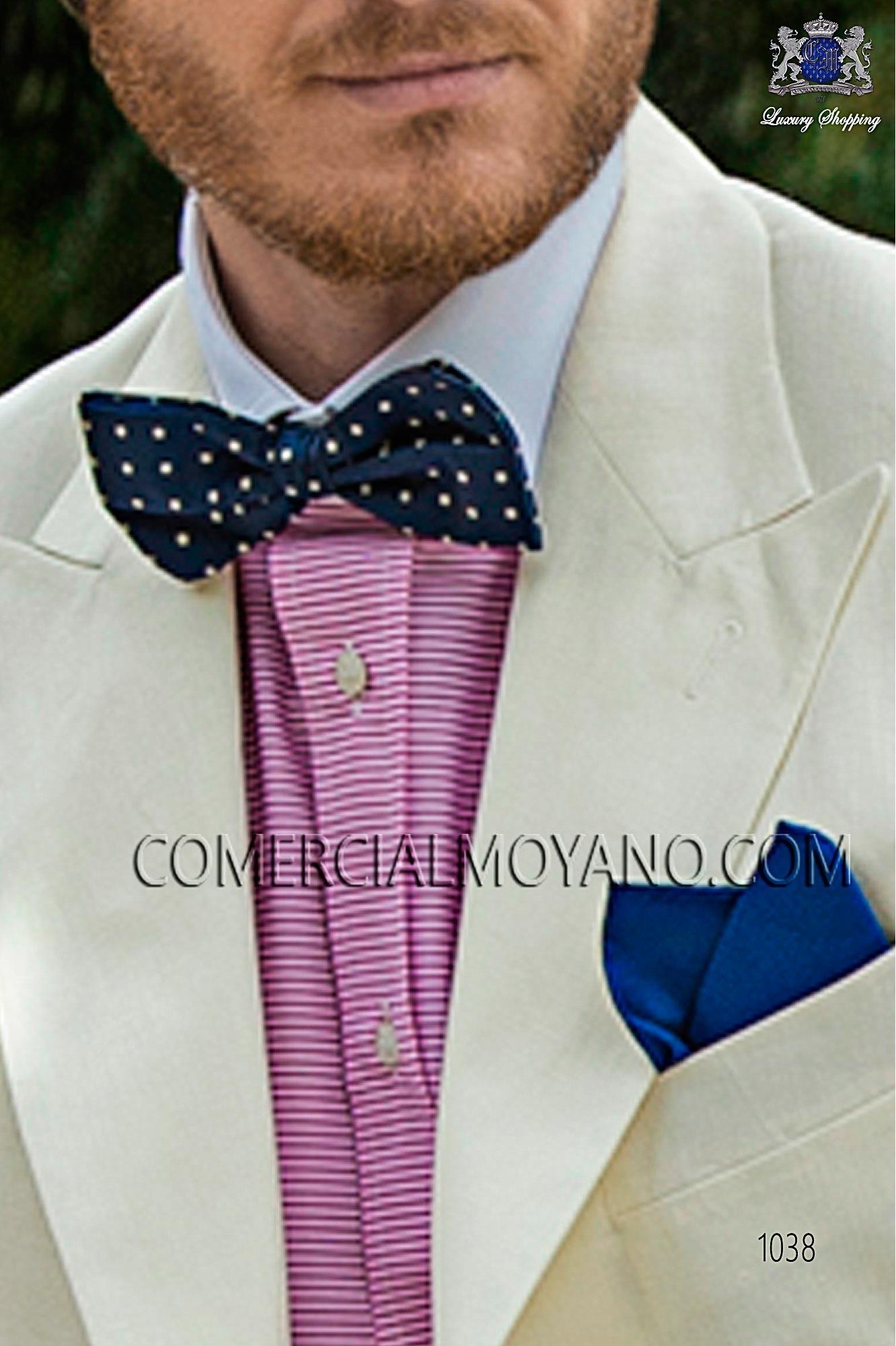 Traje Hipster de novio blanco modelo: 1038 Ottavio Nuccio Gala colección Hipster