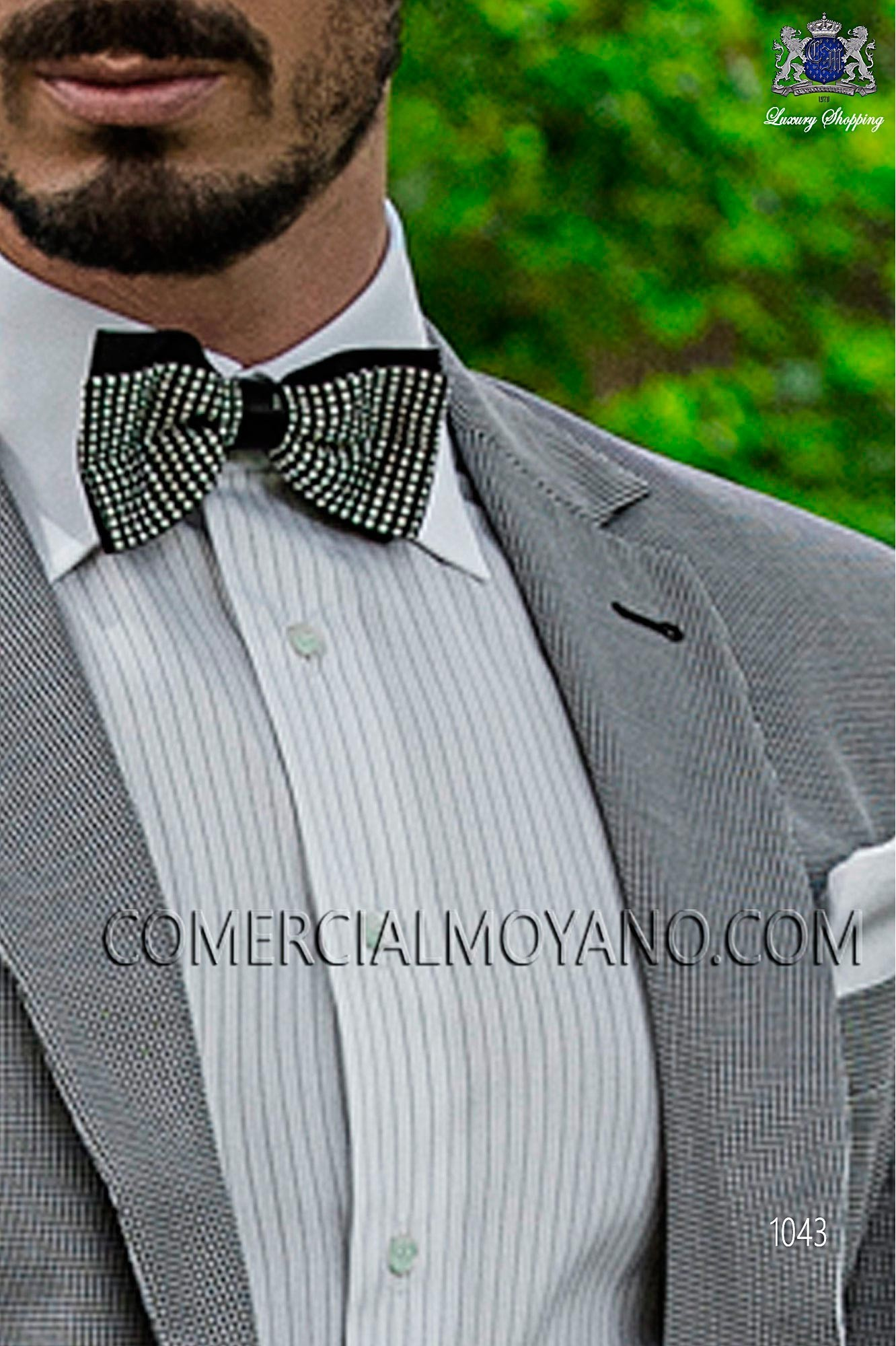 Hipster black men wedding suit, model: 1043 Ottavio Nuccio Gala ...