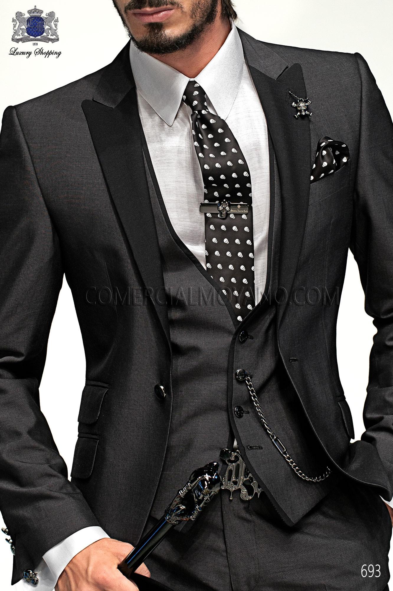 Mens Charcoal Wedding Suits - Unique Wedding Ideas