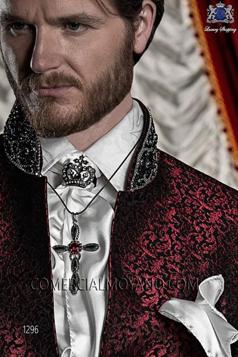 Silver plated necklace 98532-7041-7000 Ottavio Nuccio Gala.