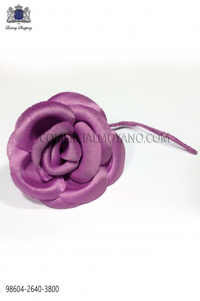 Flor raso rosa 98604-2640-3800 Ottavio Nuccio Gala.