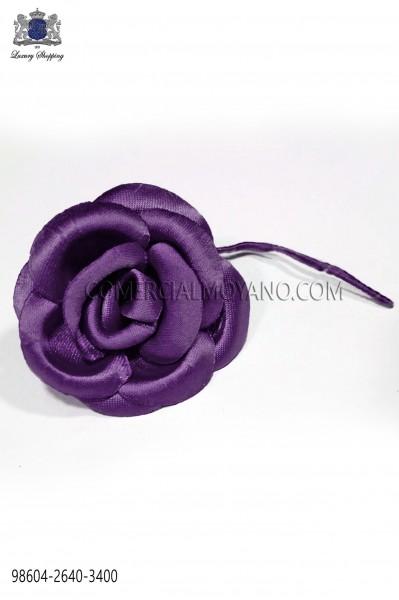 Flor raso viola 98604-2640-3400 Ottavio Nuccio Gala.
