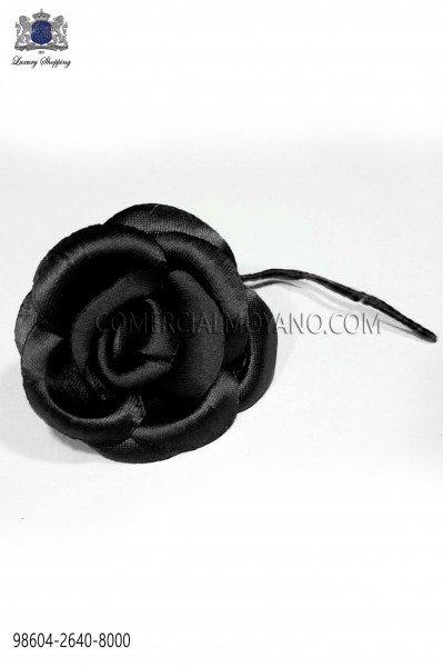 Flor raso negro 98604-2640-8000 Ottavio Nuccio Gala.