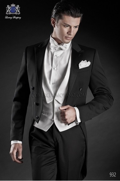 Italian white tie