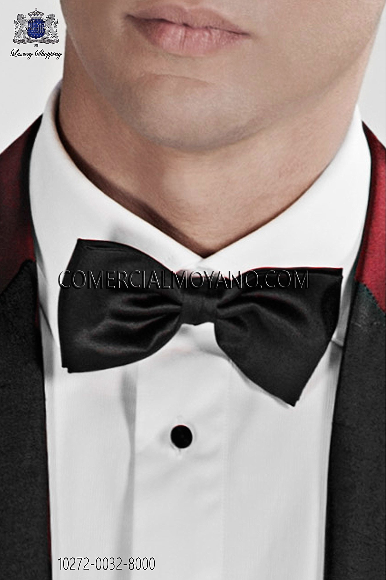 Italian blacktie red men wedding suit, model: 986 Ottavio Nuccio Gala Black Tie Collection