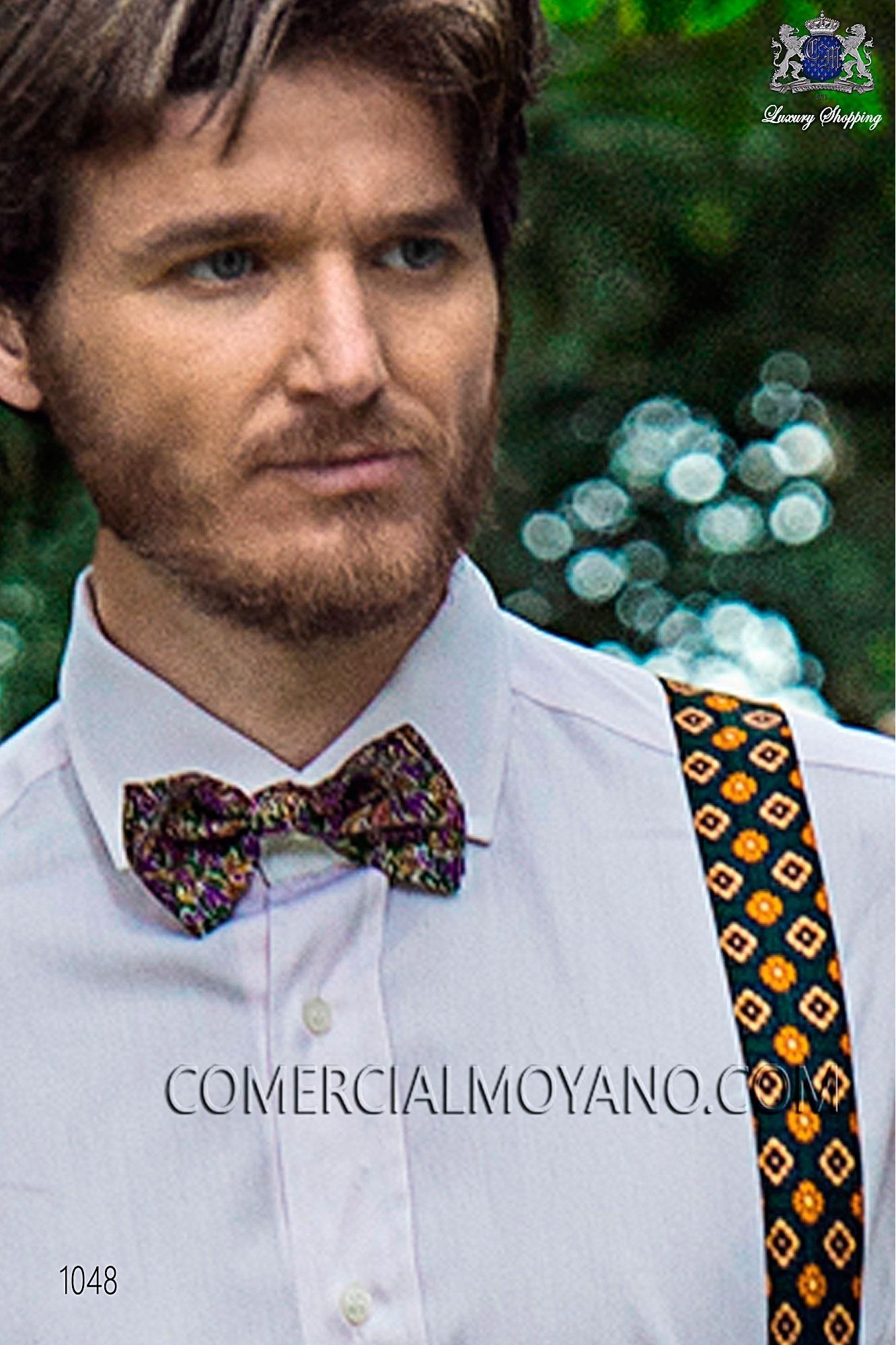 Traje Hipster de novio naranja modelo: 1032 Ottavio Nuccio Gala colección Hipster