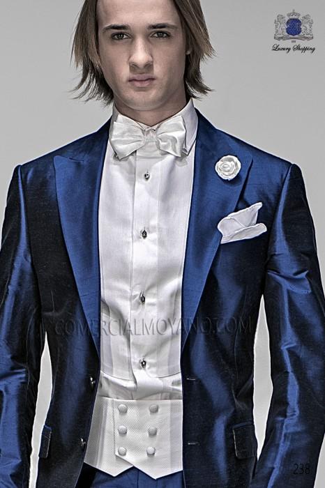 White bow tie 10272-6160-1000 Ottavio Nuccio Gala.