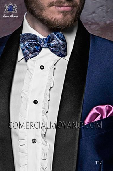 Pink handkerchief 15018-2640-3800 Ottavio Nuccio Gala.