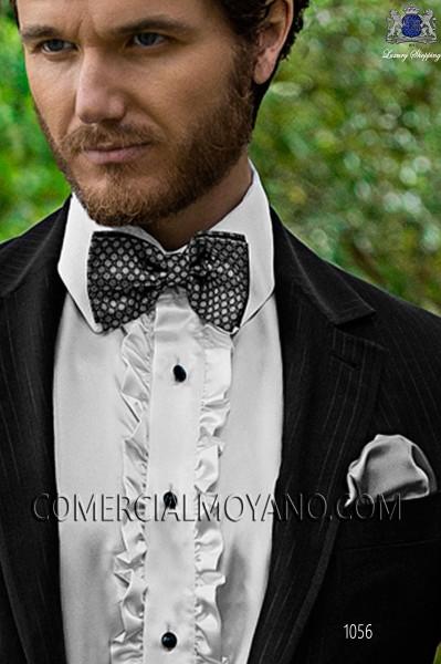 Pañuelo de bolsillo gris 15018-9001-7093 Ottavio Nuccio Gala.
