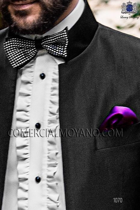 Purple handkerchief 15018-2640-3300 Ottavio Nuccio Gala.