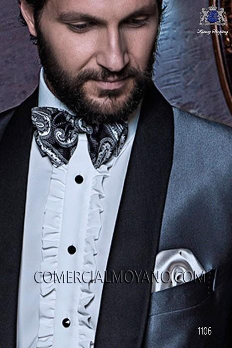 Silver handkerchief 15018-2640-7300 Ottavio Nuccio Gala.