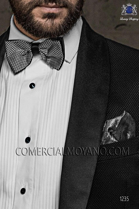 Gray handkerchief 15018-9000-7092 Ottavio Nuccio Gala.