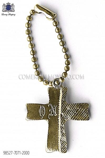 Colgante cruz oro 98527-7071-2000 Ottavio Nuccio Gala