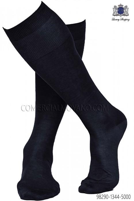 Blue socks 98290-1344-5000 Ottavio Nuccio Gala.