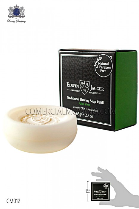 English pill natural perfume soap Aloe Vera shaving classic