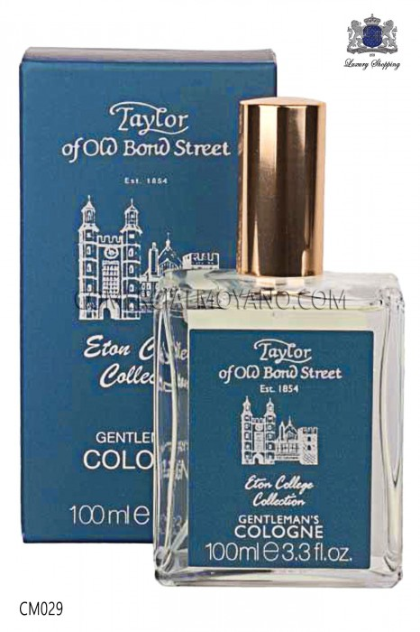 Perfume exclusive English gentlemen with invigorating citrus aroma 100ml. Taylor of Old Bond Street.