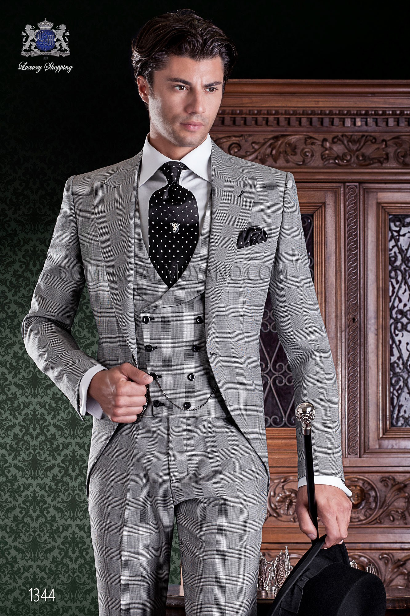gentleman klassisch eleganter anzug