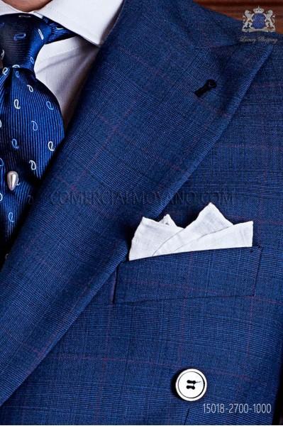 Linen handkerchief 15018-2700-1000 Ottavio Nuccio Gala.