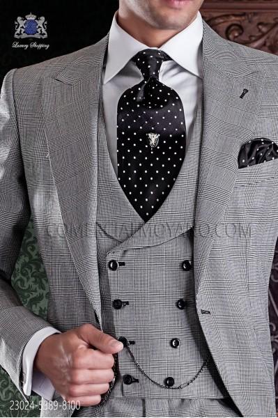 Prince of Wales cross vest