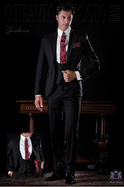 les hommes sur mesure italienne mariage convient gentleman 2017 collection ottavio nuccio gala. Black Bedroom Furniture Sets. Home Design Ideas