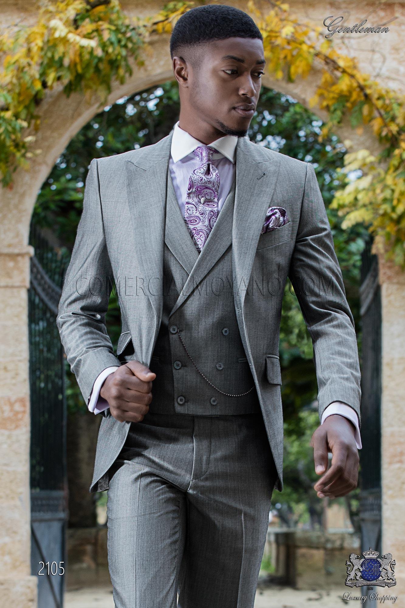 NEW Ottavio Nuccio Gala 2018 italian Wedding Suits Collection ...