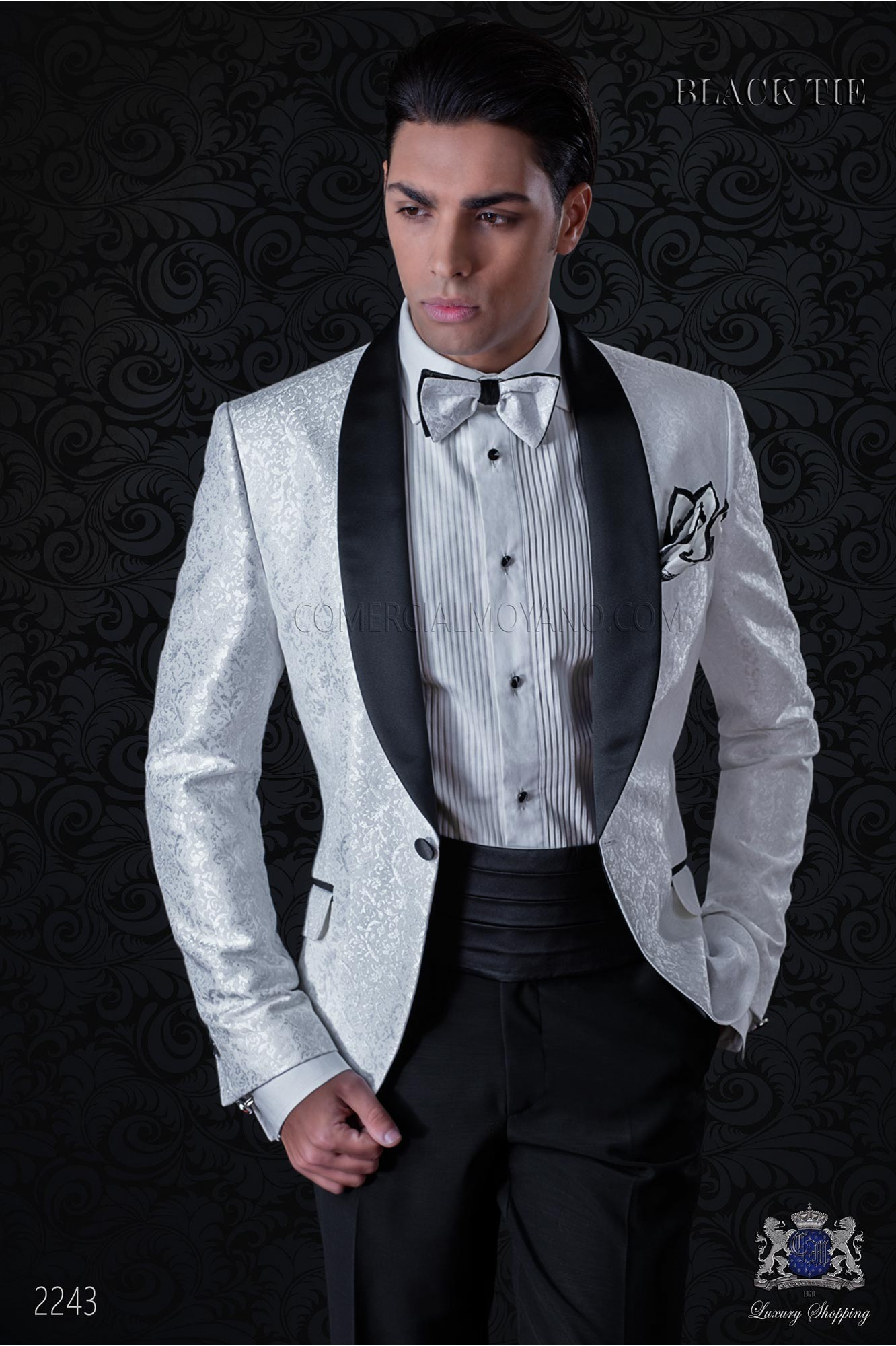 BlackTie men wedding suits, collection Ottavio Nuccio Gala italian ...
