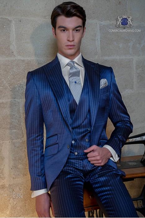 Traje diplomático azul royal ottavio nuccio gala jpg 466x700 Trajes azul  royal b7f8cb2487c1