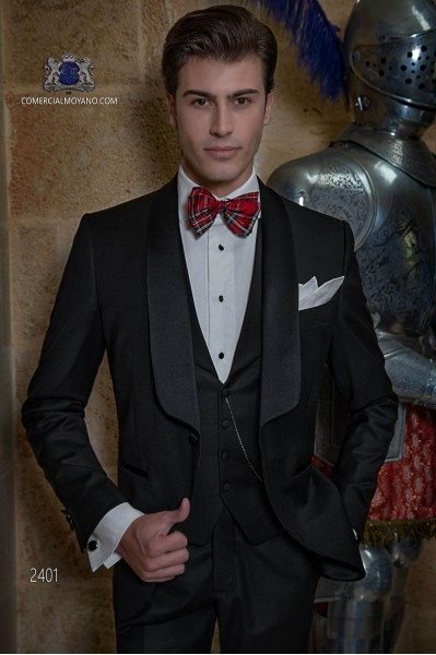 Tuxedo noir italienne