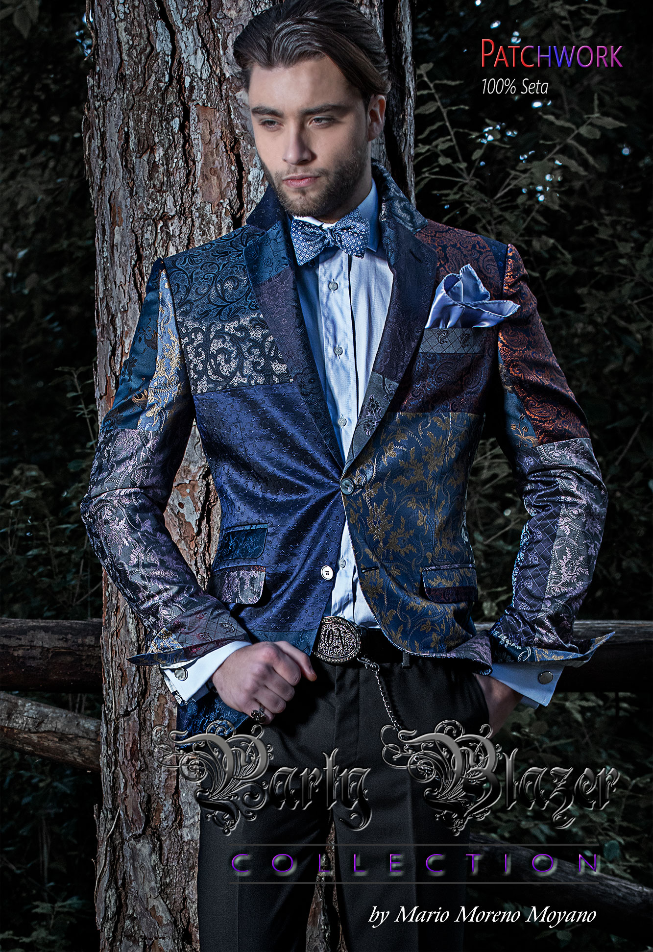 Fashion Party Blazer 2021 collection Ottavio Nuccio Gala