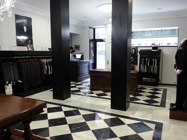 Tienda de trajes de novio Sevilla